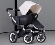 http://www.fastcodesign.com/1662306/bugaboos-donkey-double-stroller-is-a-siamese-dream