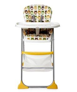 Joie Mimzy Snacker High Chair