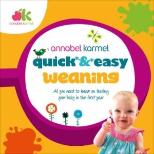 Annabel Karmel Weaning guide