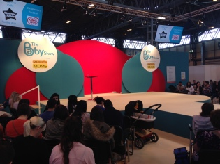 The main stage at the NEC