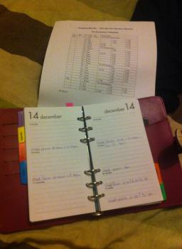My life line diary!