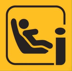 All i-Size car seats will display this logo.